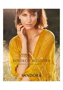 Gazetka promocyjna Pandora - Kolekcje biżuterii  - ważna do 30-06-2018