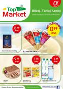 Gazetka promocyjna Top Market - Bliżej, taniej, lepiej  - ważna do 09-06-2018
