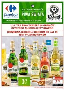 Gazetka promocyjna Carrefour, ważna od 05.06.2018 do 24.06.2018.