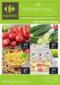 Gazetka promocyjna Carrefour Express - Twoje codzienne zakupy  - ważna do 11-06-2018