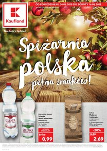 Gazetka promocyjna Kaufland, ważna od 04.06.2018 do 16.06.2018.