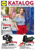 Gazetka promocyjna Lidl - Katalog - ważna do 16-06-2018