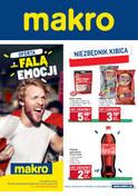 Gazetka promocyjna Makro Cash&Carry - Niezbędnik kibica  - ważna do 18-06-2018