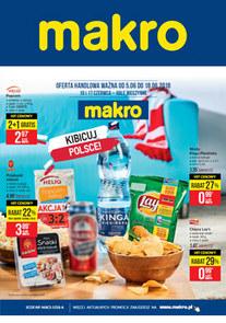 Gazetka promocyjna Makro Cash&Carry, ważna od 05.06.2018 do 18.06.2018.