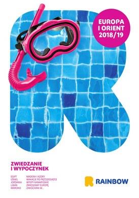 Gazetka promocyjna Rainbow Tours - Europa i Orient 2018/19