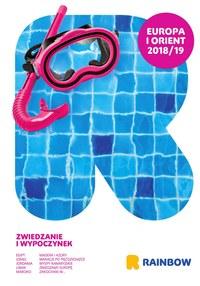 Gazetka promocyjna Rainbow Tours - Europa i Orient 2018/19 - ważna do 31-12-2018