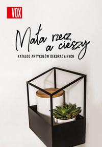 Gazetka promocyjna VOX - Mała rzecz, a cieszy - ważna do 31-12-2019