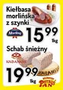 Gazetka promocyjna Piotruś Pan - Oferta handlowa - ważna do 10-06-2018