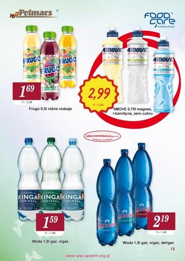 Gazetka promocyjna Społem WSS Śródmieście, ważna od 01.06.2018 do 30.06.2018.