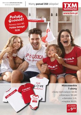 Gazetka promocyjna Textil Market - Oferta handlowa