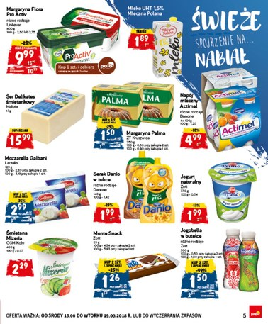 Gazetka promocyjna POLOmarket, ważna od 13.06.2018 do 19.06.2018.