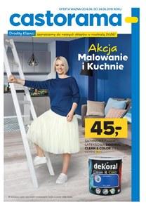 Gazetka promocyjna Castorama, ważna od 06.06.2018 do 24.06.2018.