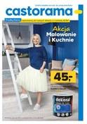 Gazetka promocyjna Castorama - Akcja malowanie i kuchnie - ważna do 24-06-2018
