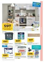 Gazetka promocyjna Castorama - Akcja malowanie i kuchnie