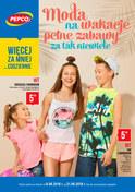 Gazetka promocyjna Pepco - Moda na wakacje - ważna do 21-06-2018
