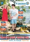Gazetka promocyjna E.Leclerc - Trendy na lato - Wrocław - ważna do 16-06-2018