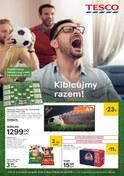Gazetka promocyjna Tesco Hipermarket - Kibicujmy razem! - ważna do 20-06-2018