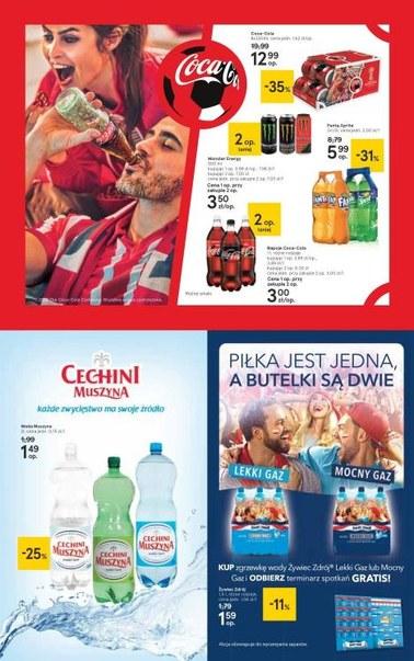 Gazetka promocyjna Tesco Hipermarket, ważna od 07.06.2018 do 20.06.2018.