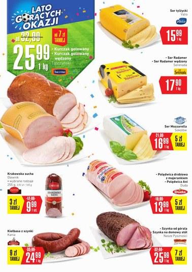 Gazetka promocyjna Intermarche Super, ważna od 12.06.2018 do 18.06.2018.