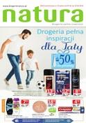 Gazetka promocyjna Drogerie Natura - Drogeria pełna inspiracji  - ważna do 20-06-2018