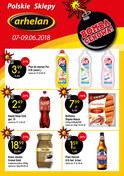 Gazetka promocyjna Arhelan - Bomba cenowa - ważna do 09-06-2018