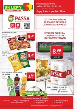 Gazetka promocyjna Sklepy S, ważna od 07.06.2018 do 24.06.2018.