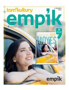 Gazetka promocyjna Empik.com, ważna od 06.06.2018 do 19.06.2018.