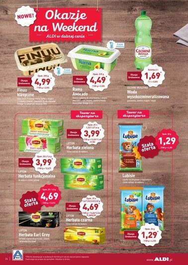 Gazetka promocyjna Aldi, ważna od 18.06.2018 do 24.06.2018.