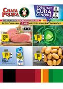 Gazetka promocyjna Chata Polska - Sobotnie cuda cenowe  - ważna do 13-06-2018
