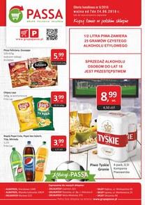 Gazetka promocyjna Passa, ważna od 07.06.2018 do 24.06.2018.