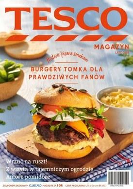 Gazetka promocyjna Tesco Hipermarket - Magazyn lato 2018