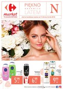 Gazetka promocyjna Carrefour Market - Piękno rozkwita latem - ważna do 24-06-2018