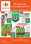 Gazetka promocyjna Carrefour Express - Mistrzowskie zakupy  - ważna do 18-06-2018