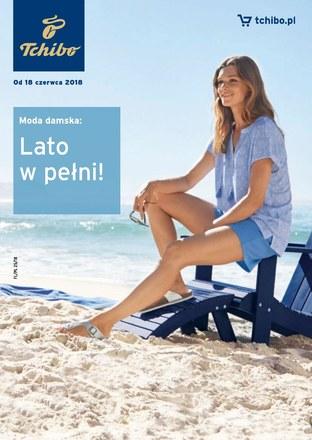 Gazetka promocyjna Tchibo, ważna od 18.06.2018 do 25.06.2018.