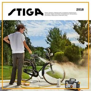 Gazetka promocyjna Stiga, ważna od 11.06.2018 do 31.12.2018.