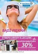 Gazetka promocyjna E.Leclerc - Bądź piękna z E.Leclerc - ważna do 30-06-2018