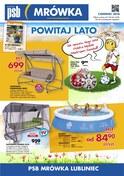 Gazetka promocyjna PSB Mrówka - Powitaj lato - Lubliniec  - ważna do 16-06-2018