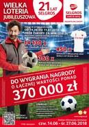 Gazetka promocyjna Selgros Cash&Carry - Do wygrania nagrody
