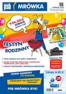Gazetka promocyjna PSB Mrówka - Festyn rodzinny - Ryki
