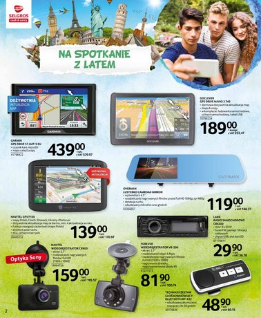 Gazetka promocyjna Selgros Cash&Carry, ważna od 14.06.2018 do 27.06.2018.