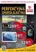 Gazetka promocyjna Selgros Cash&Carry - Perfekcyjna oferta elektro - ważna do 27-06-2018