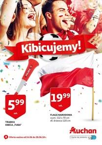 Gazetka promocyjna Auchan, ważna od 14.06.2018 do 28.06.2018.