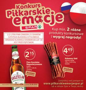 Gazetka promocyjna SPAR, ważna od 14.06.2018 do 24.06.2018.