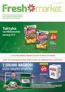 Gazetka promocyjna Freshmarket - Taktyka na kibicowanie