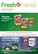 Gazetka promocyjna Freshmarket - Taktyka na kibicowanie  - ważna do 26-06-2018