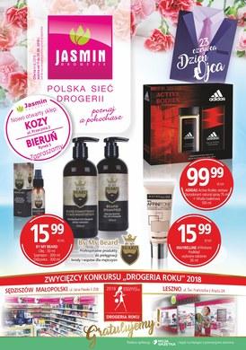 Gazetka promocyjna Jasmin Drogerie - Dzień ojca