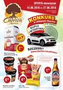 Gazetka promocyjna Chorten - Konkurs w sklepach Chorten