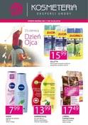 Gazetka promocyjna Kosmeteria - Dzień Ojca - ważna do 30-06-2018