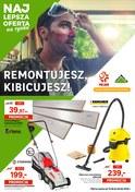 Gazetka promocyjna Leroy Merlin - Remontujesz, kibicujesz  - ważna do 26-06-2018