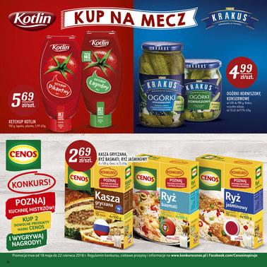 Gazetka promocyjna Stokrotka, ważna od 14.06.2018 do 27.06.2018.